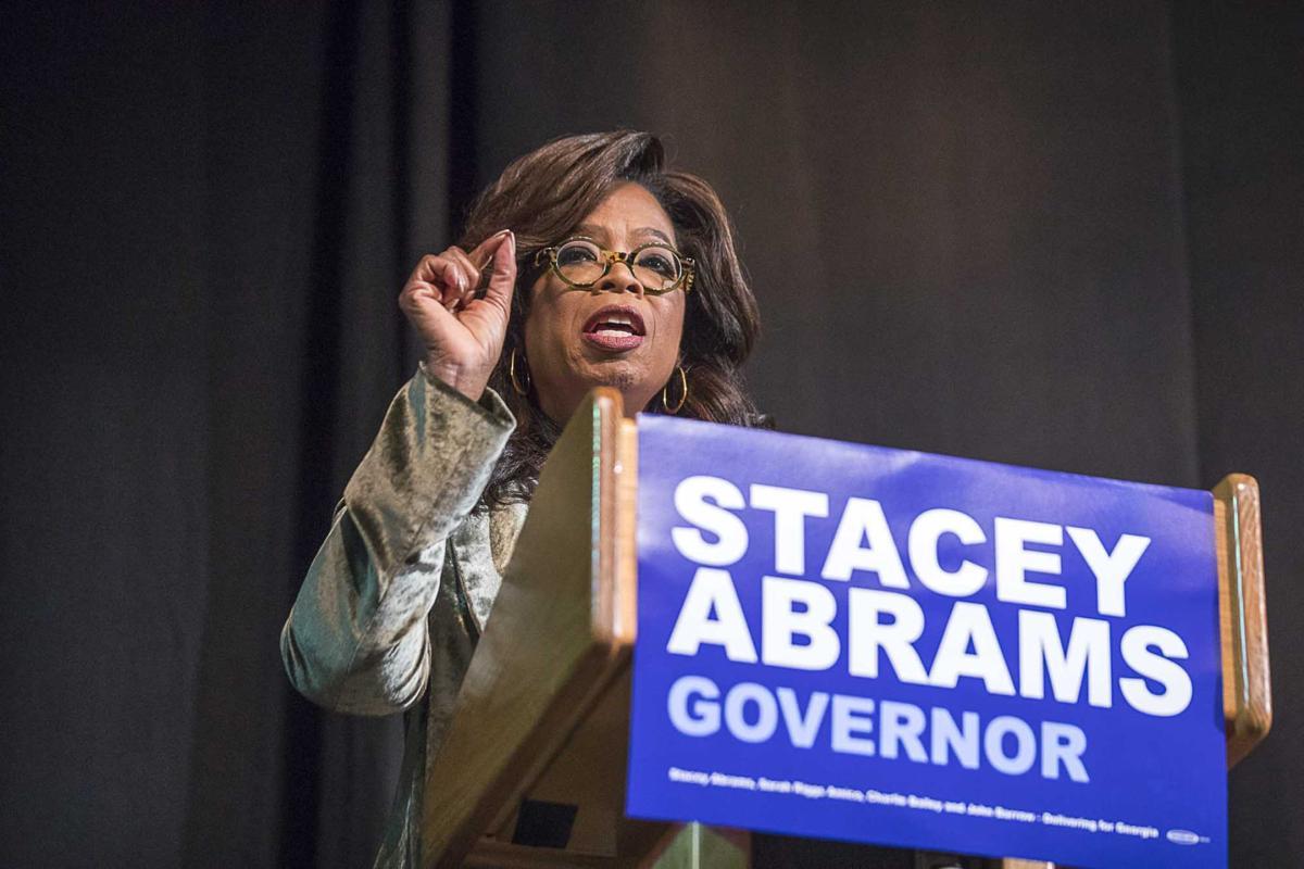 Election 2018-Governor-Georgia