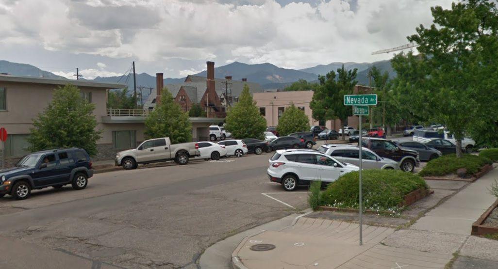 Nevada and Moreno Avenue