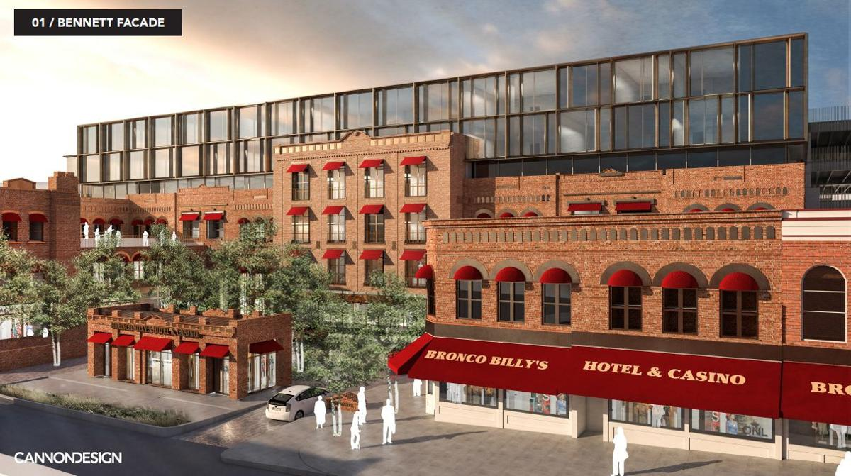 Cripple Creek casino owner files lawsuit to block competitor's hotel project