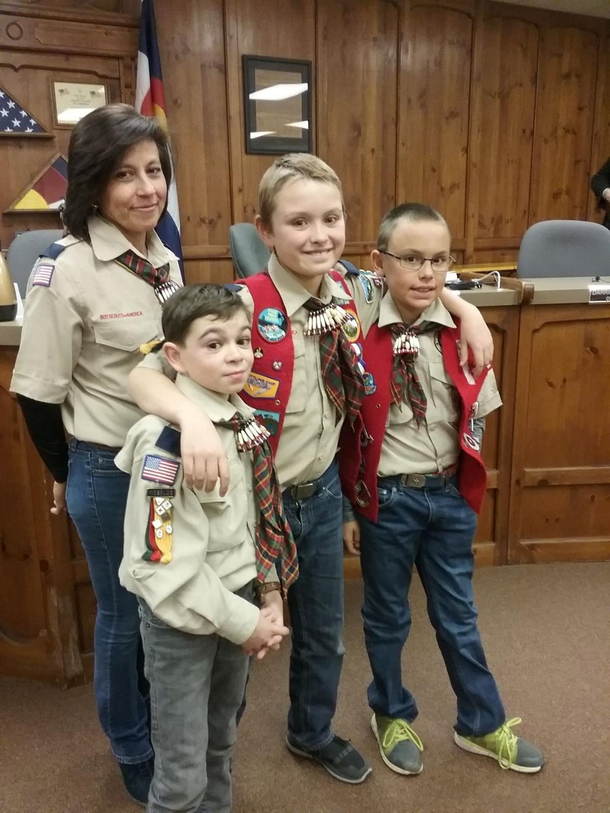 Arrow of Light Cub Scout Troop 20