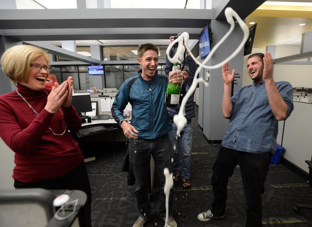 The Gazette and reporter Dave Philipps win Pulitzer Prize
