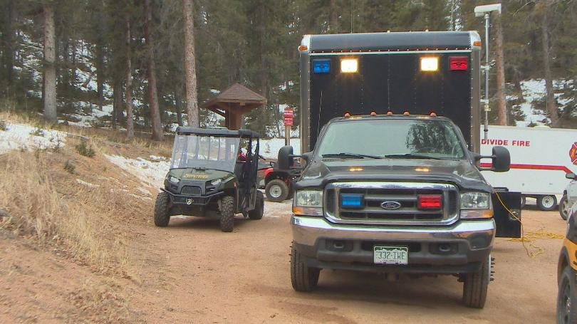Human remains found near hiking trail in Teller County