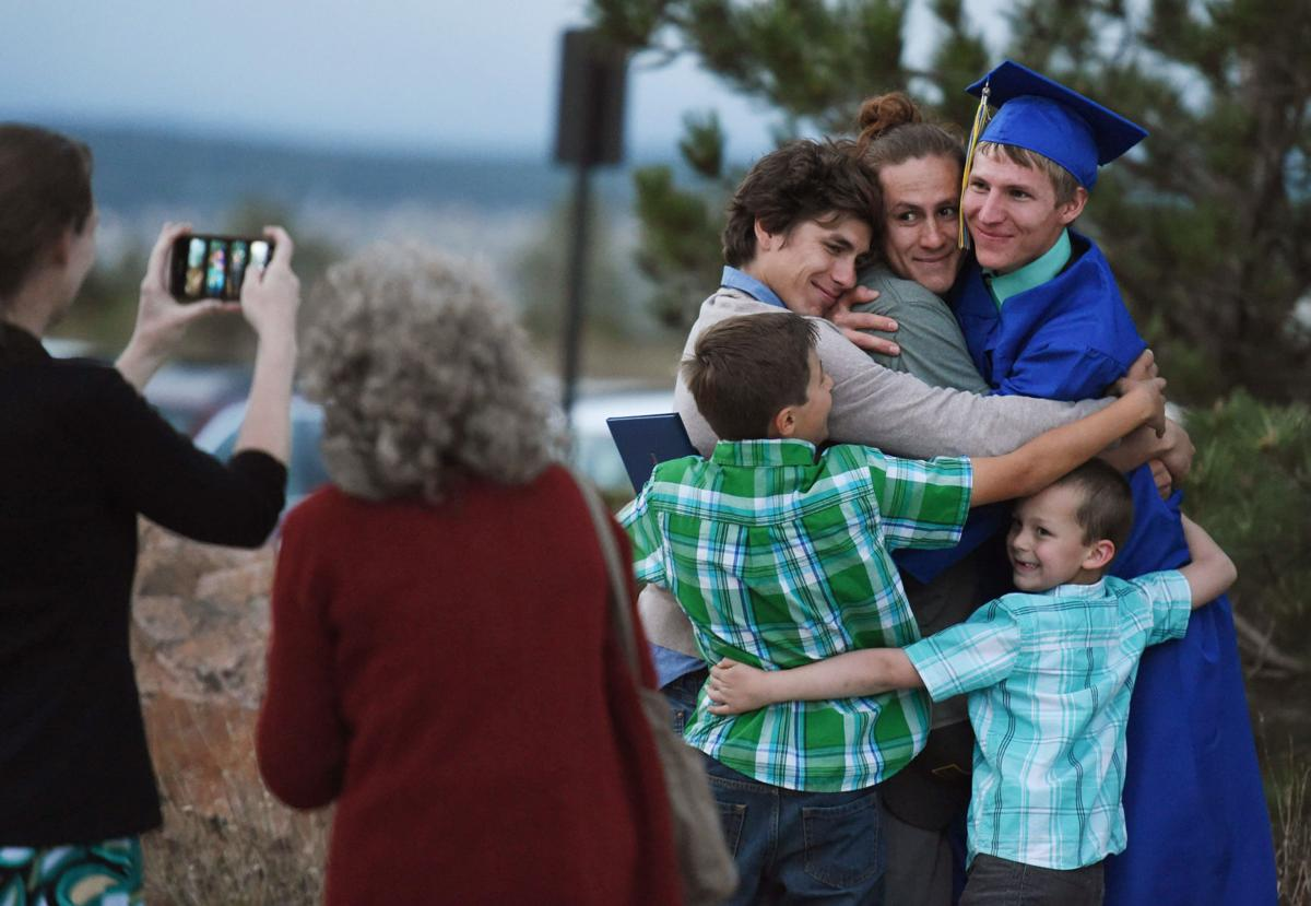 Pine Creek graduation