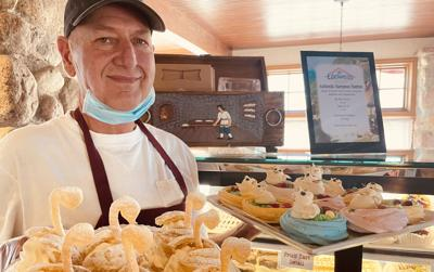 Colorado Springs popular German restaurant's pastry chef retired replaced by chef he trained