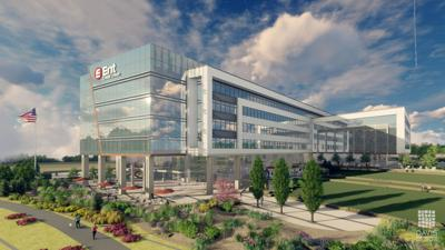 Ent Credit Union headquarters rendering