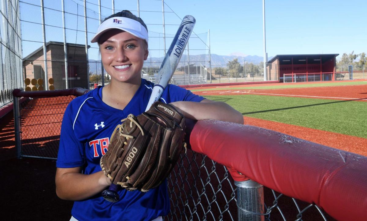 Fountain-Fort Carson softball's Torie Bass