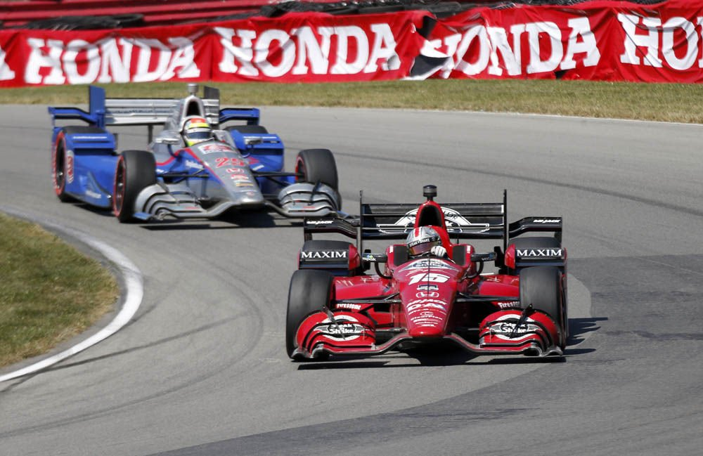 Fuel & Tires: Full weekend of racing with NASCAR, IndyCar, F1