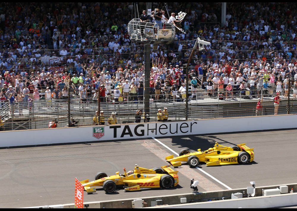Fuel & Tires: Indy 500 draws ever closer