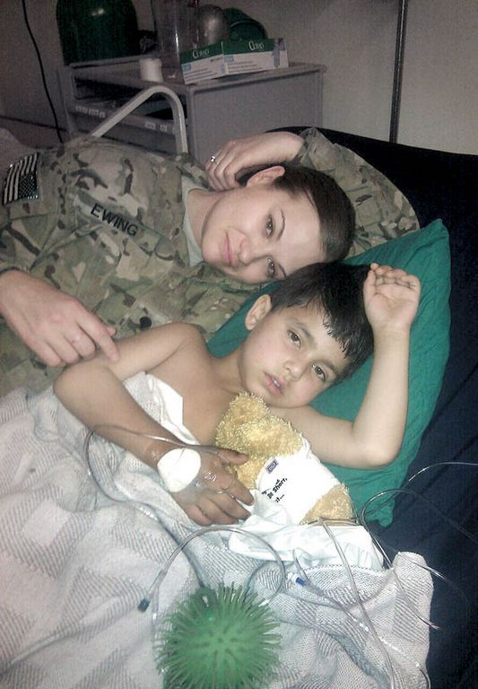 Medic in Afghanistan calls service meaningful