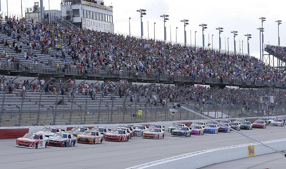 NASCAR Darlington Xfinity Auto Racing