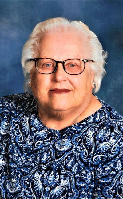 Betty Mae (Sanderson) Kelly