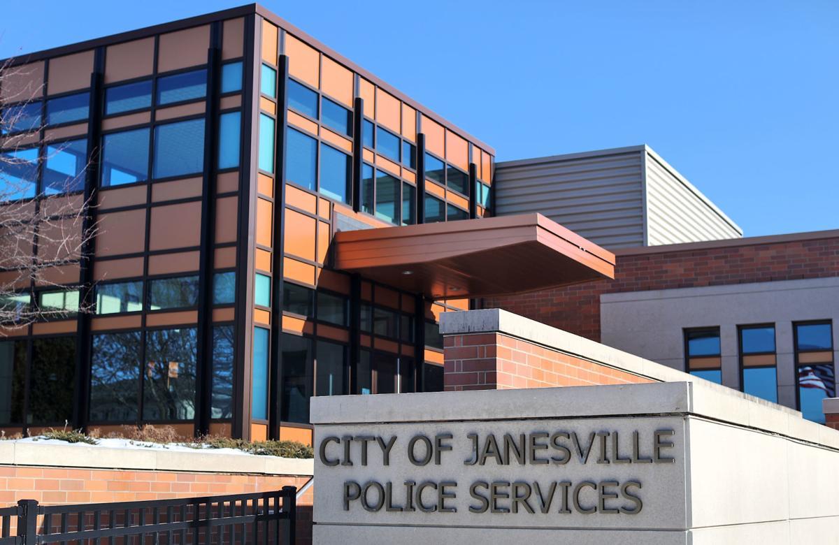 Janesville Police Department headquarters