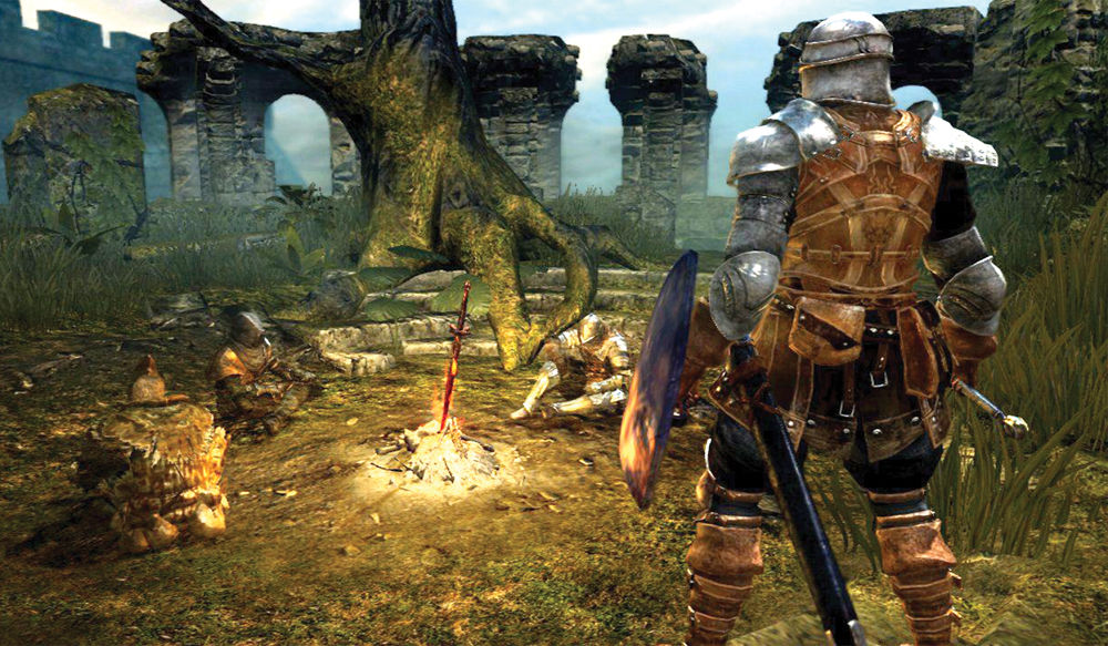 Press Start: How I was wrong about 'Dark Souls'