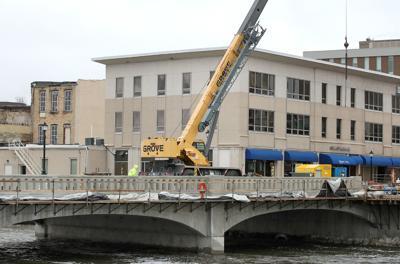Milwaukee Street bridge