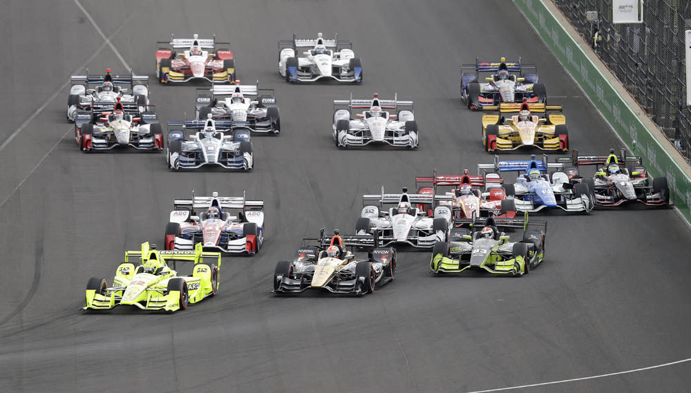 Fuel & Tires: Full plate of racing this weekend