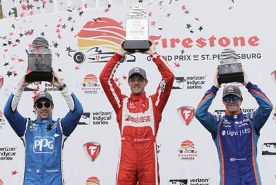 Fuel & Tires: Bourdais goes from last to first at St. Pete
