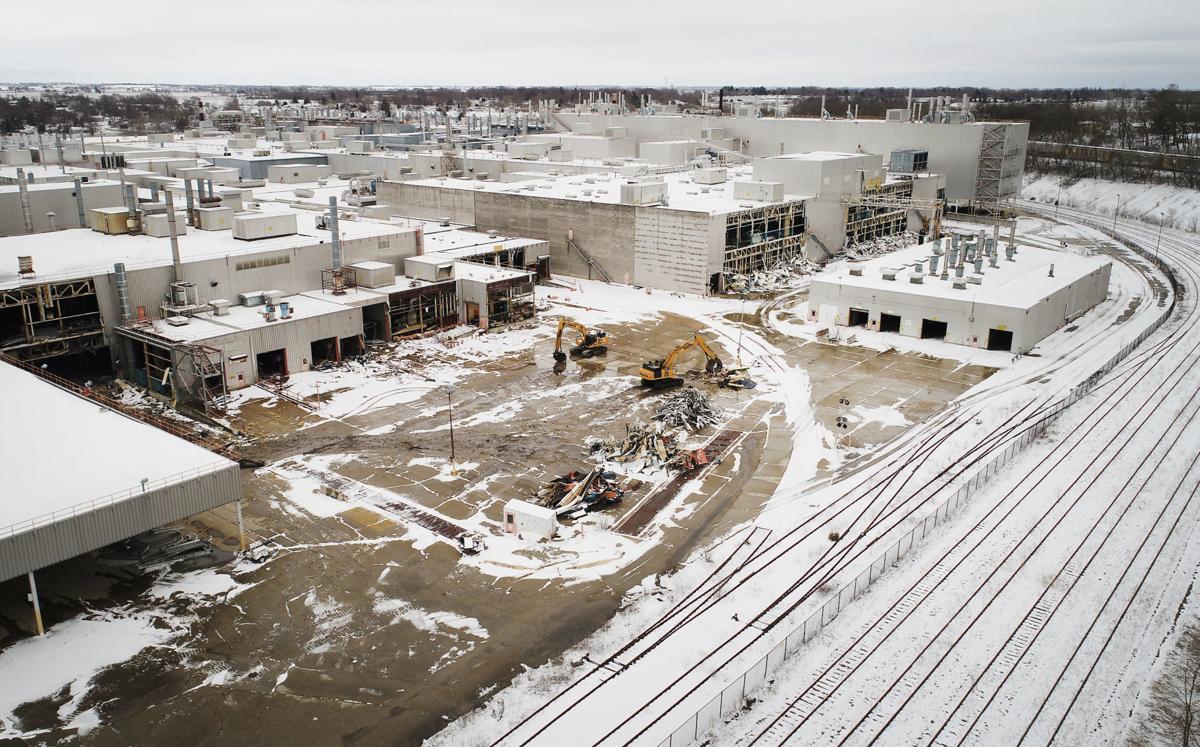 GM demolition 1a