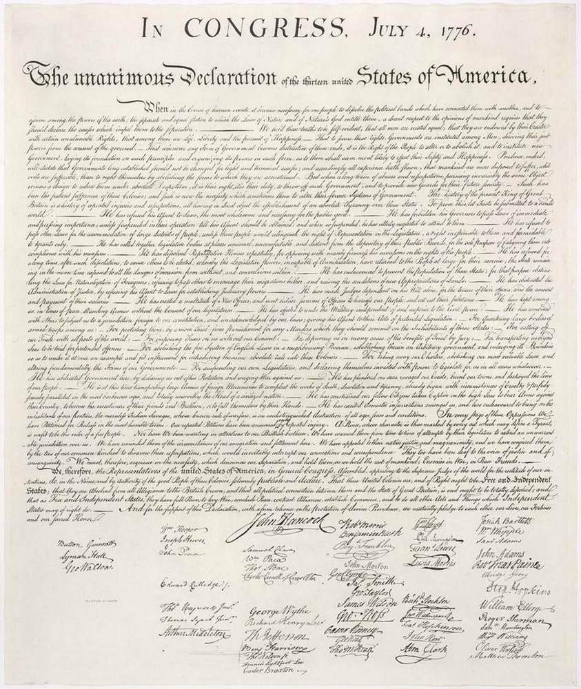 John W. Eyster: Eternal vigilance is the price of liberty