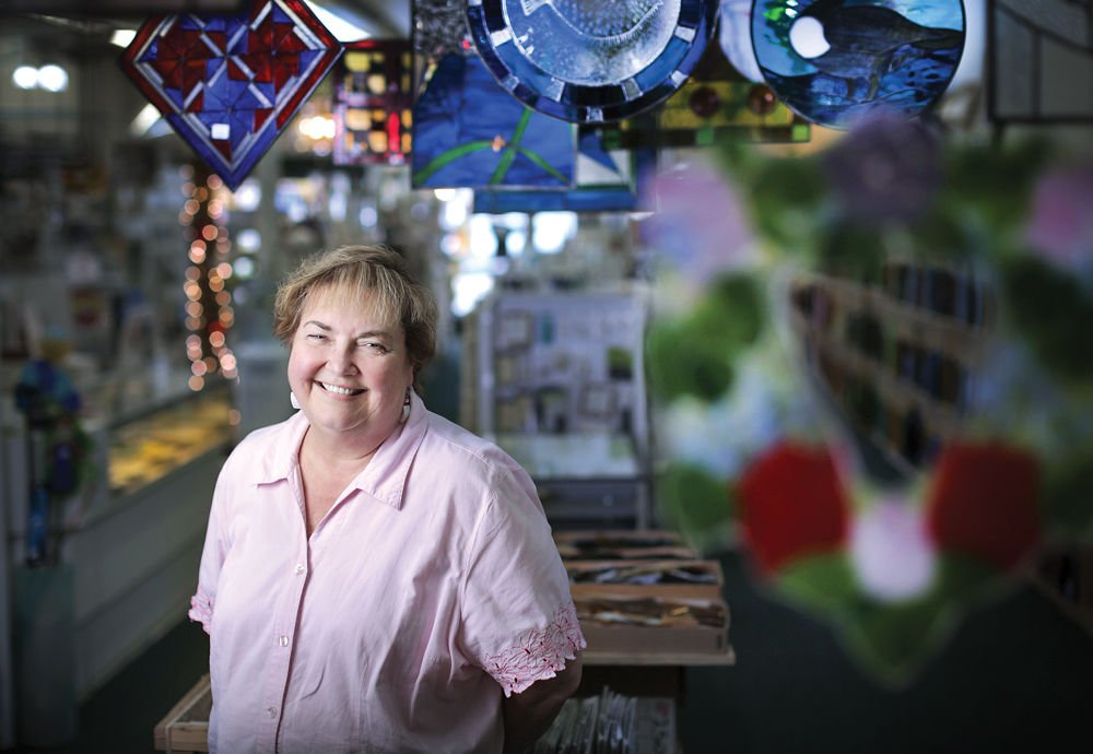 20Q: Catching up with glass artist Judy Shumway