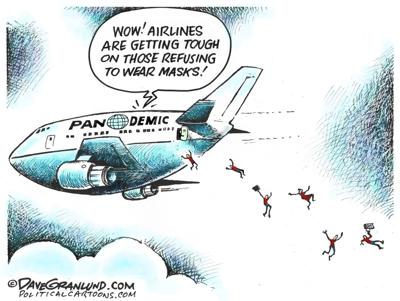 Airlines mask policy