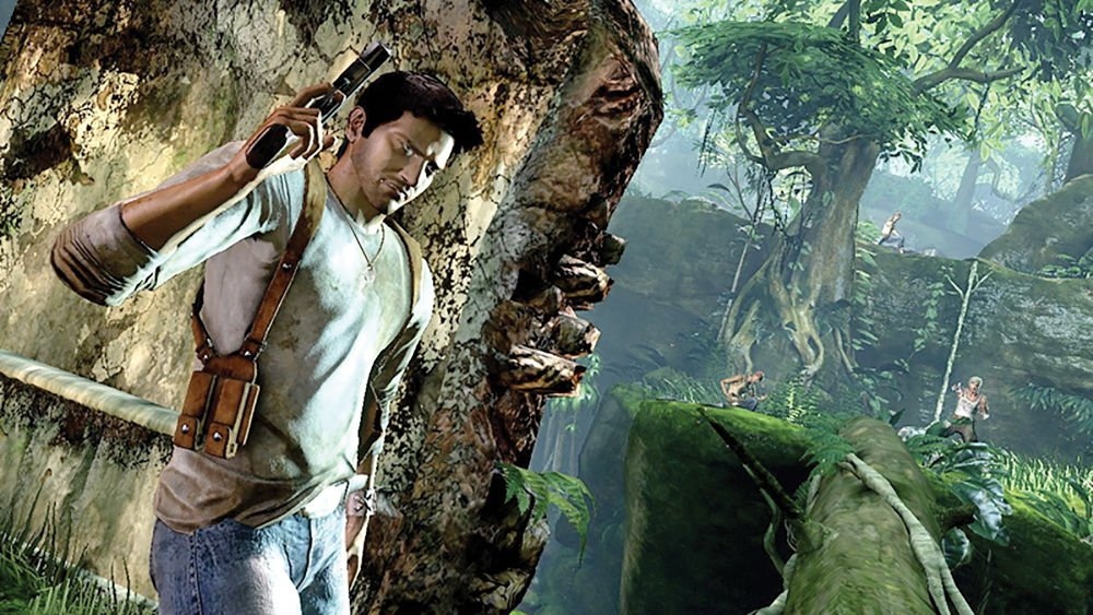 Press Start: 'Uncharted: Drake's Fortune' did not age well