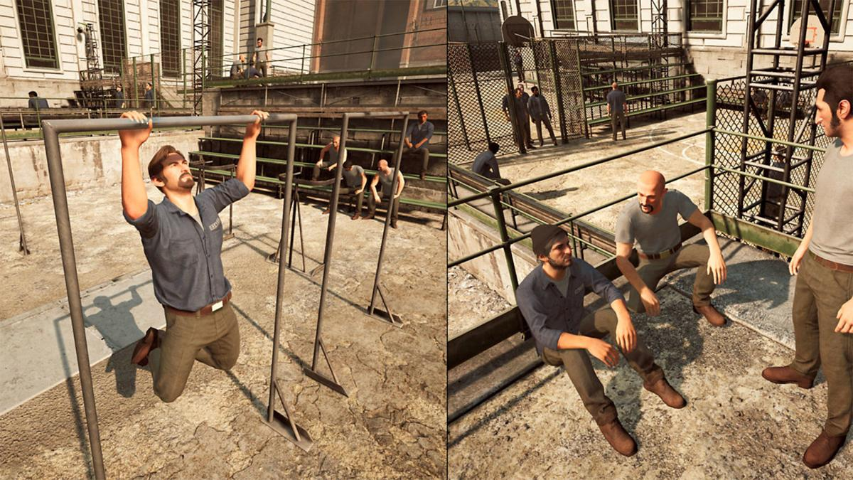 'A Way Out' features interesting split screen gameplay that wouldn't work  as a single-player experience, writes Gazette gaming columnist Jake Magee.