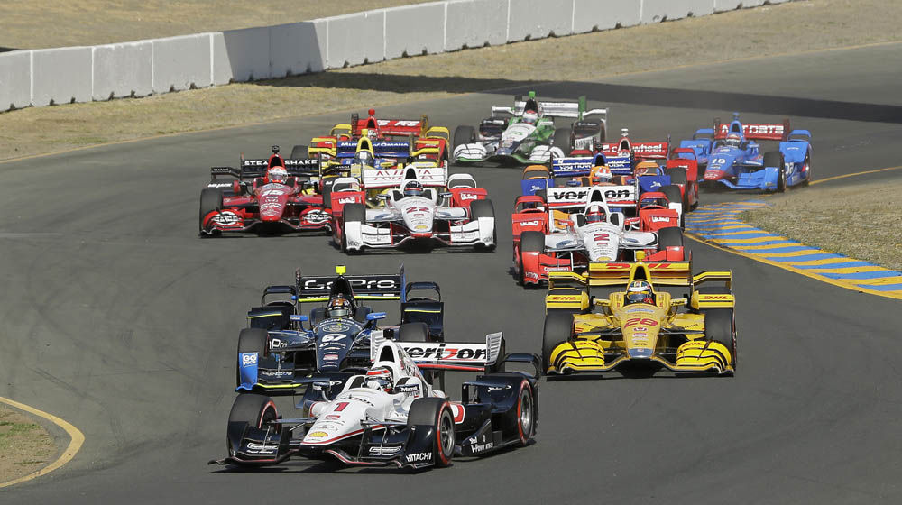 Fuel & Tires: Chase for the Sprint Cup field set, IndyCar title race, Alex Zanardi