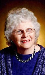 Mary Lou Lindroth