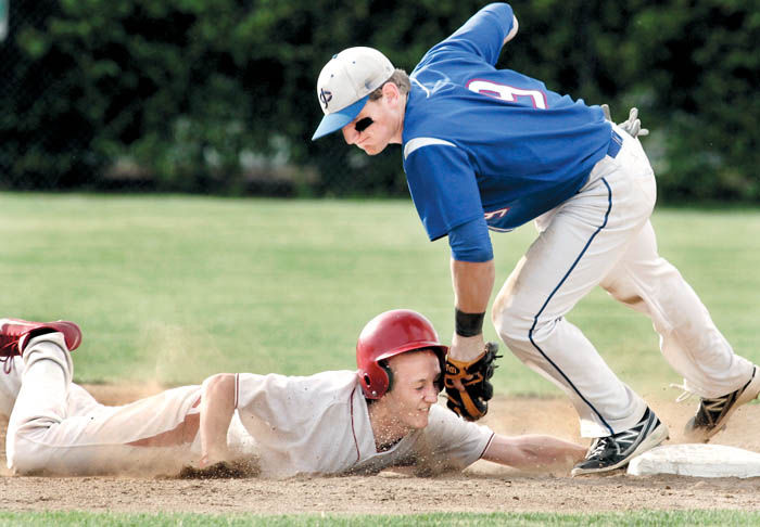 Craig baseball beats Milton, advances to sectional