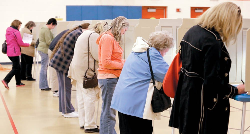 John W. Eyster: Significant election one week from today