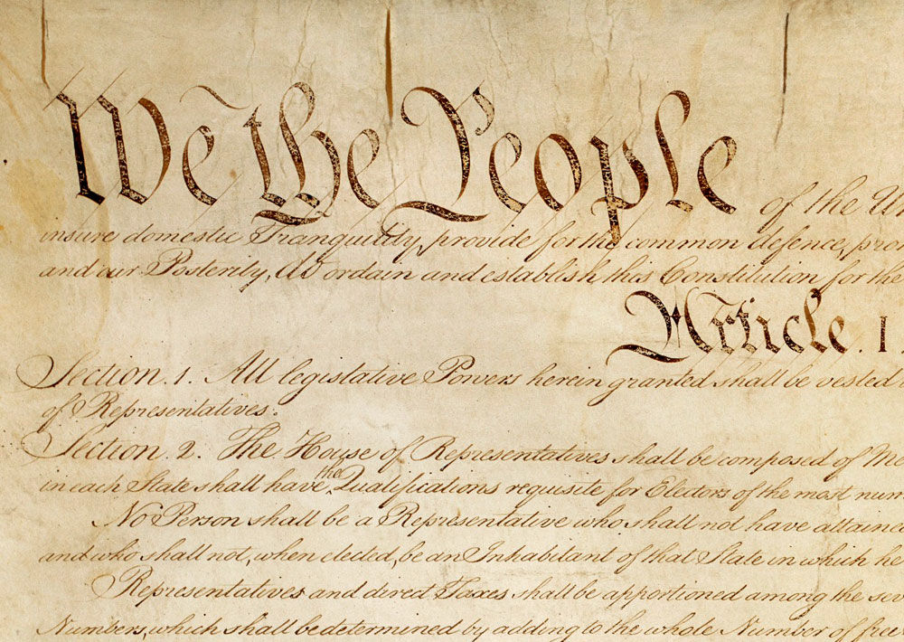 John W. Eyster: How are you celebrating U.S. Constitution Day?