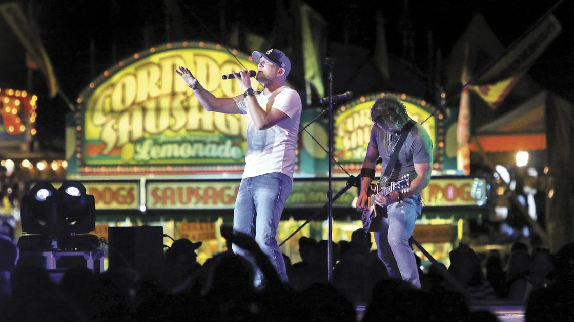 Looking back at Rock County 4-H Fair entertainment
