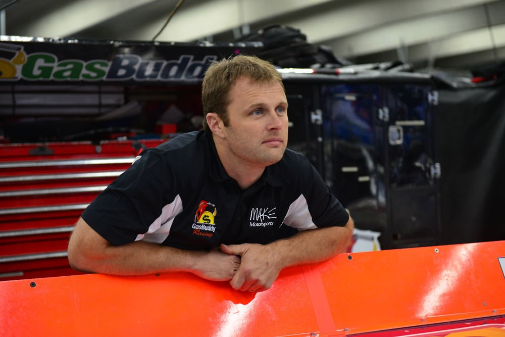 Fuel & Tires: Kvapil doing his best with what he's got
