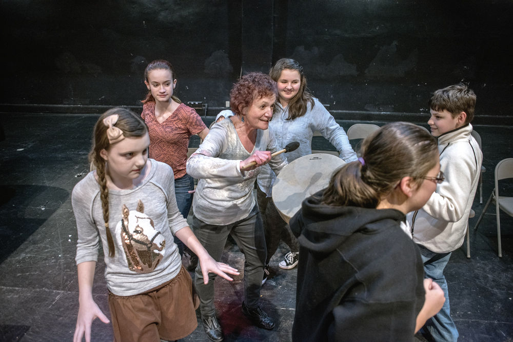 20Q: Catching up with youth theater maven Edie Baran