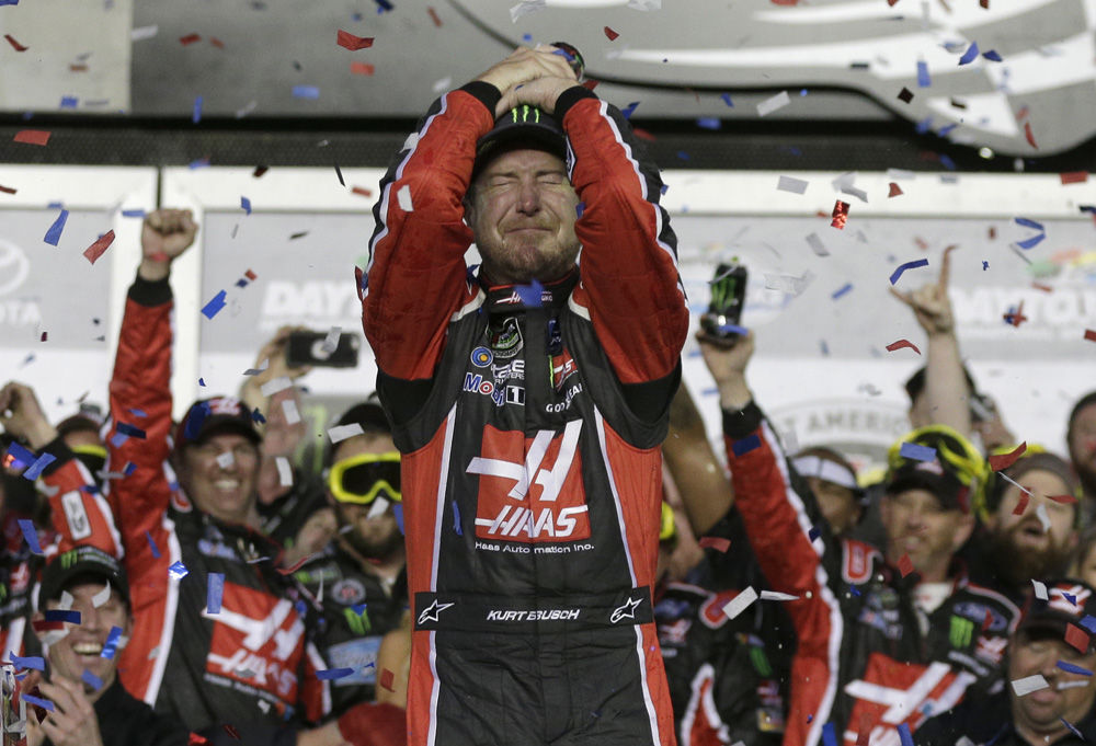 Fuel & Tires: Busch finally gets his Daytona win