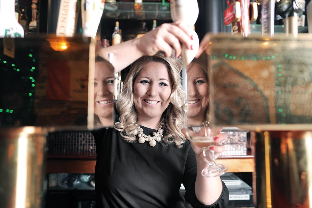 20Q: Catching up with Janesville bar manager Carrie Goth-Fulleman