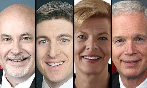 Steil, Baldwin, Johnson not receiving pay for shutdown