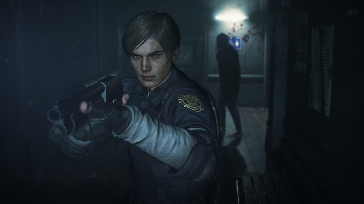 Press Start Horror Holds Up In Resident Evil 2 Remake Press
