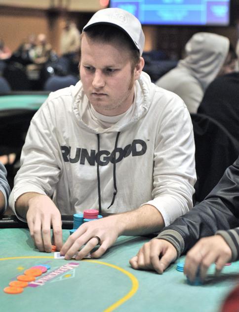 Janesville poker player Josh Reichard turns love of game into more than $1 million in career earnings