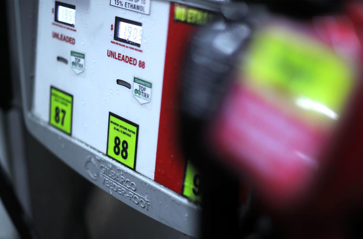 Q & A: What's up with that 88 octane fuel? | Business | gazettextra com