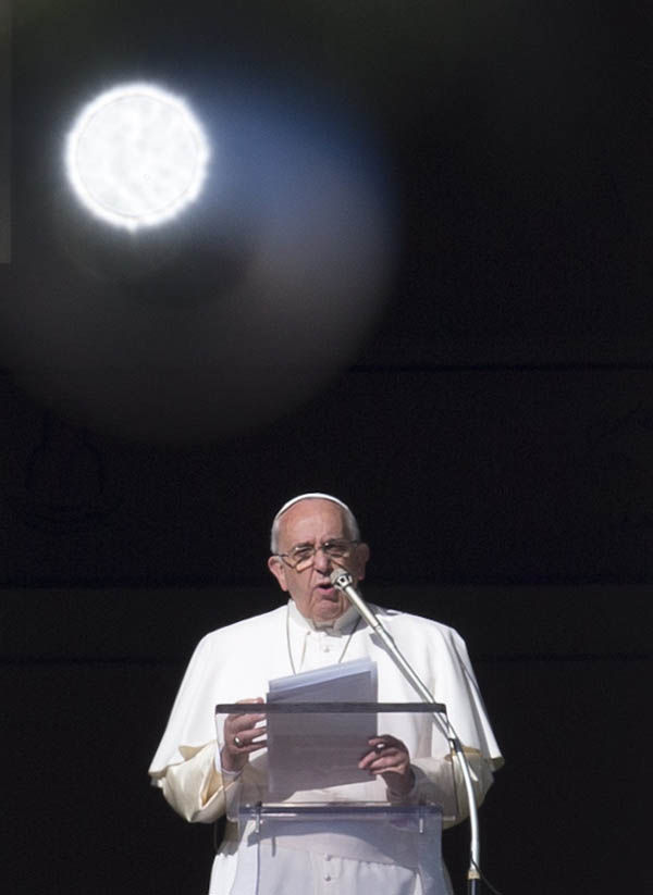 John W. Eyster: Here's why Pope Francis won the 'Super Bowl of sermons'