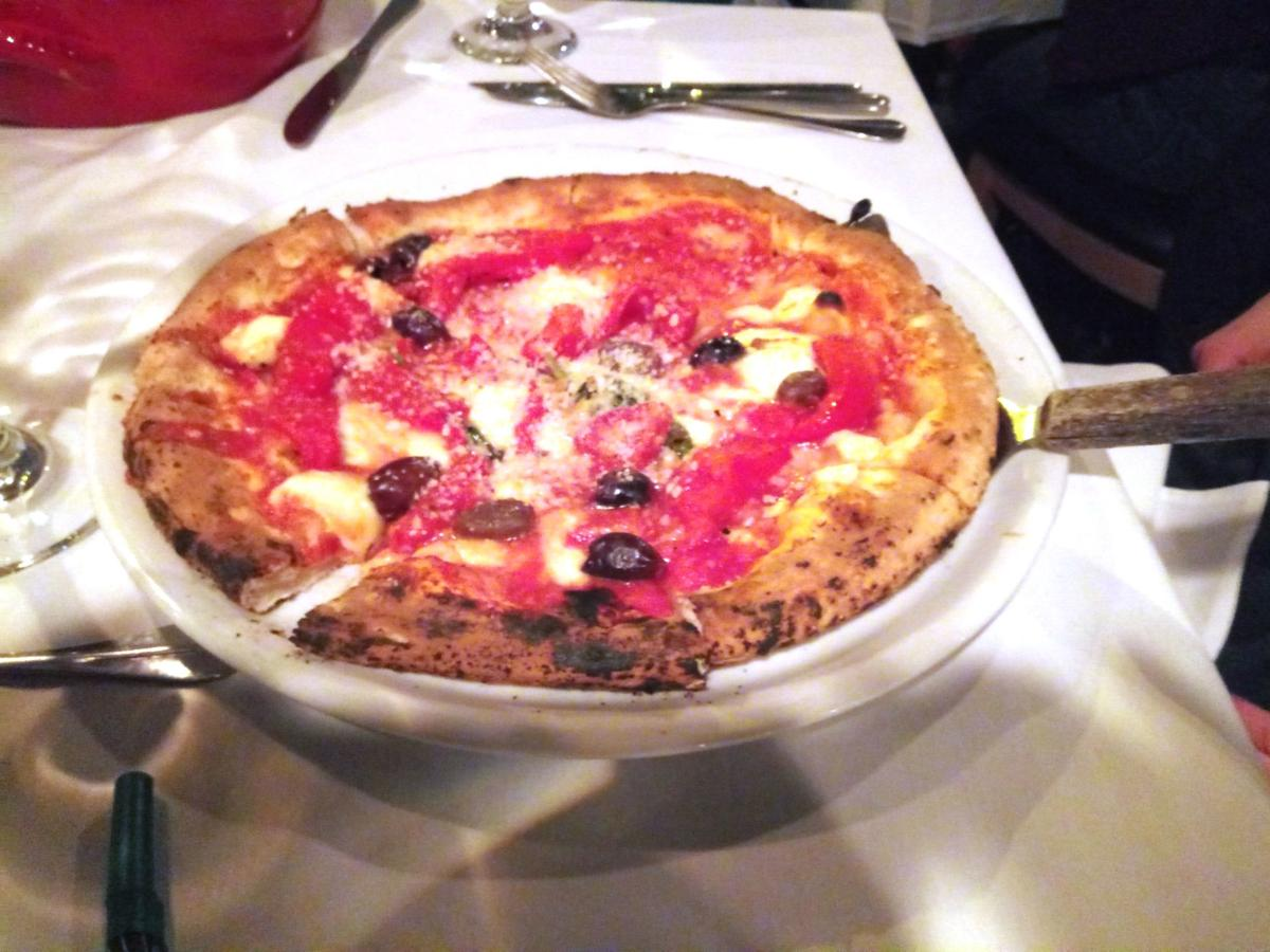 Restaurant Review Naples 15 Is Definition Of True Italian