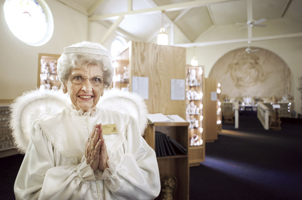 20Q: Catching up with The Angel Museum's Joyce Berg