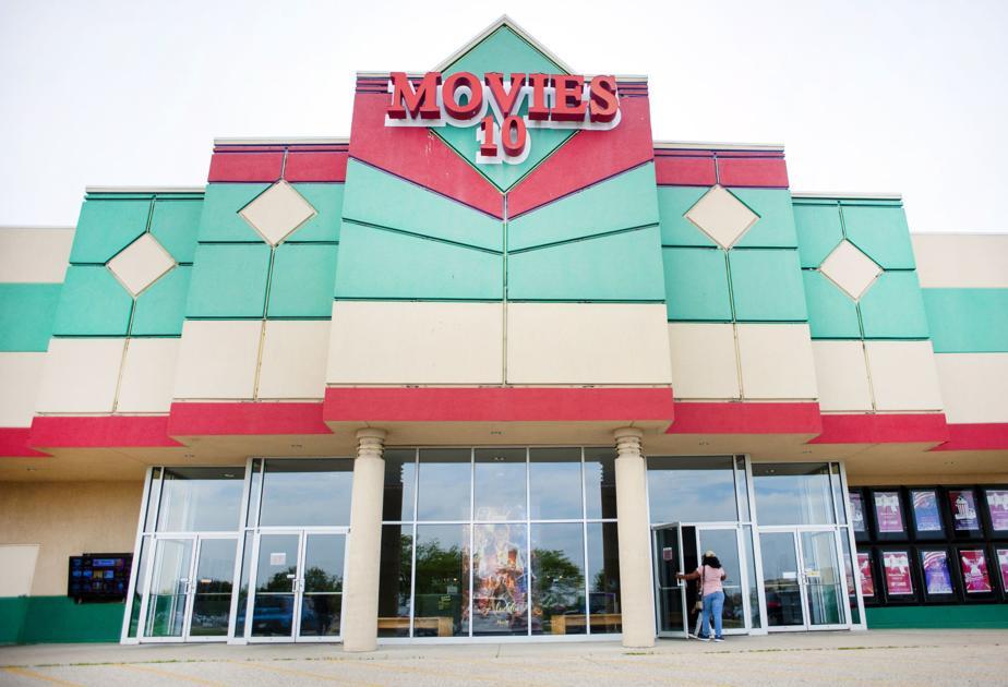 Janesville movie theater