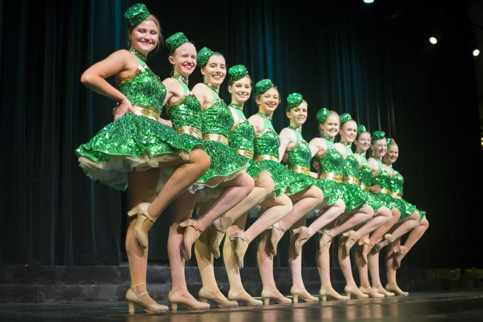 Glitz, glamour and lots of tap dancing drive summer school production of '42nd Street'