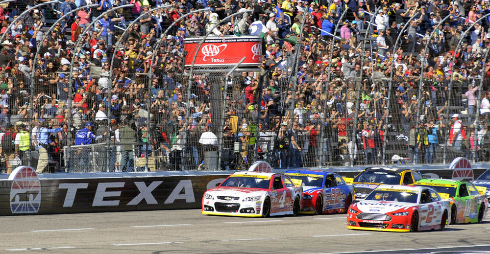 Fuel & Tires: Sprint Cup, Formula One winding down