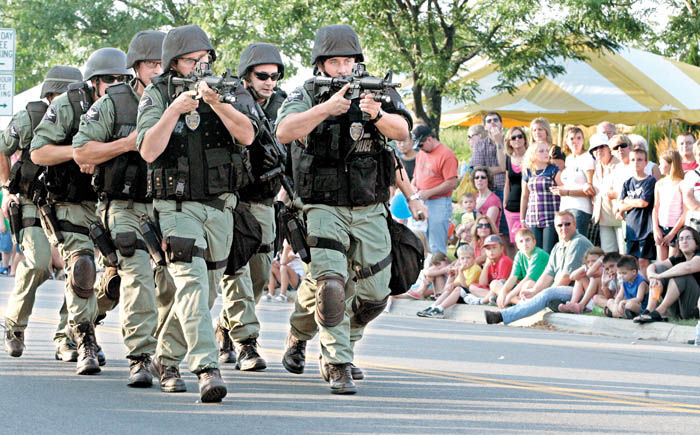 National Night Out draws estimated crowd of 2,500