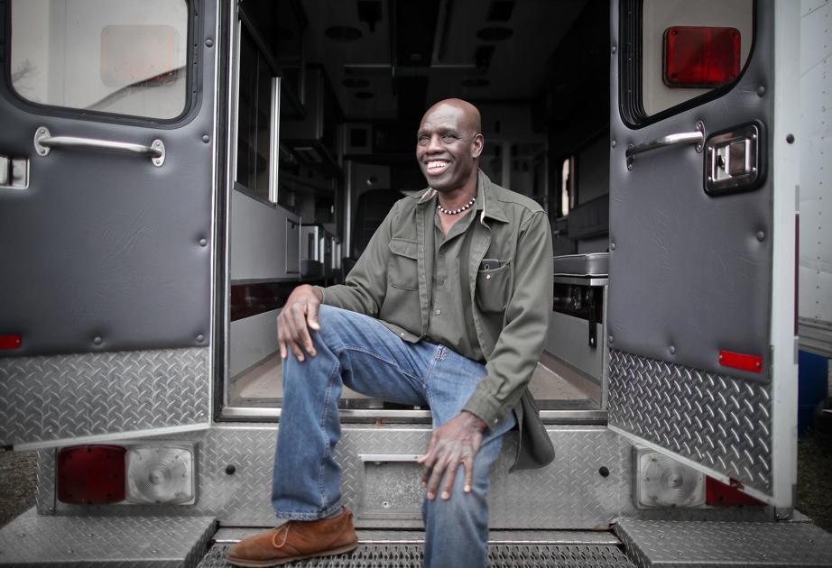 UW-Whitewater professor donates third ambulance