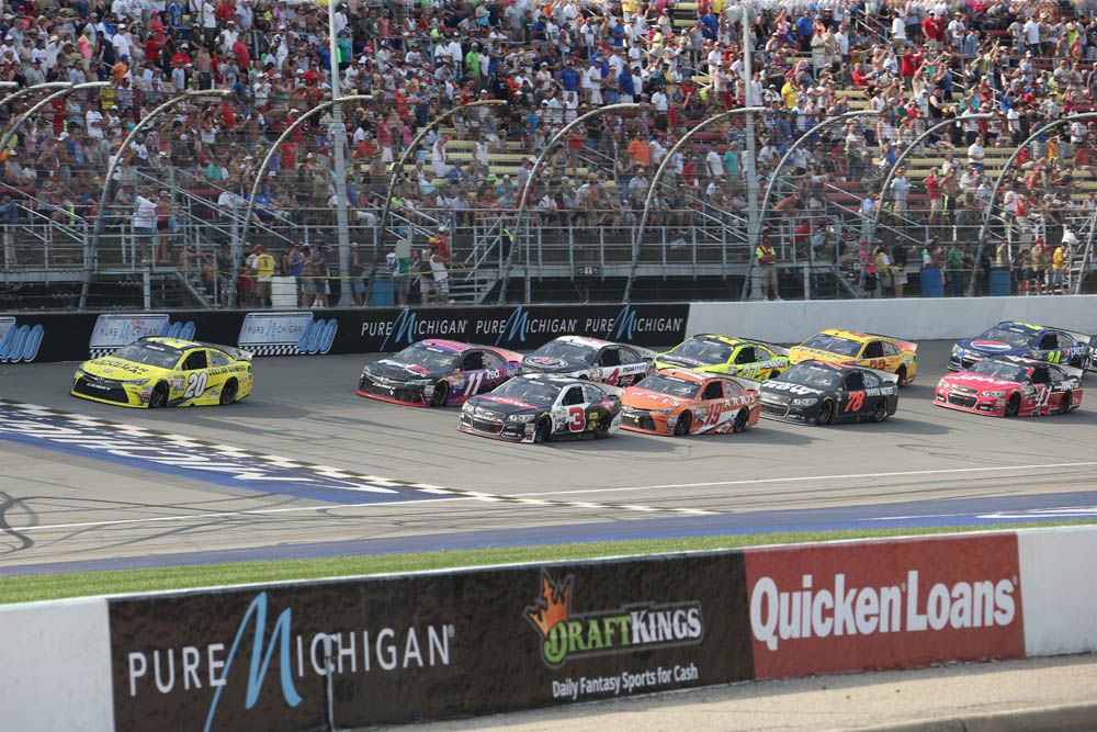 Fuel & Tires: NASCAR, IndyCar, Formula One all in action this weekend