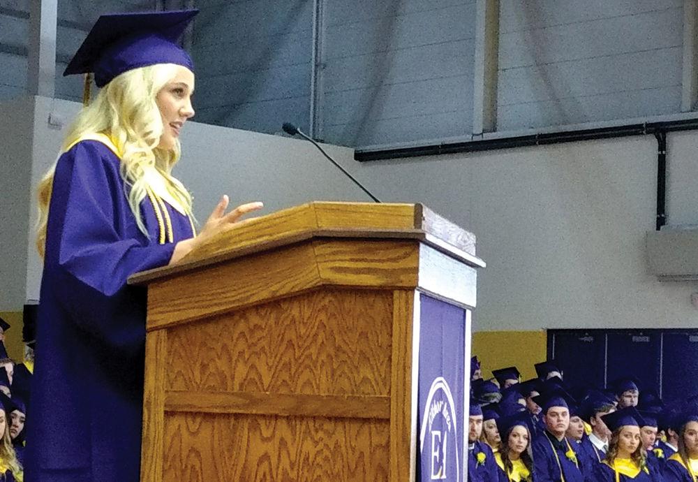 Elkhorn graduates reach the end of Candyland